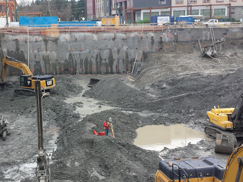 Commercial Construction - BC Land Surveyors
